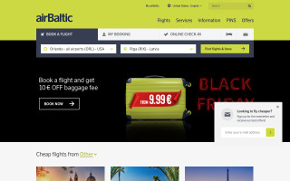 Pay with Crypto: Airbaltic